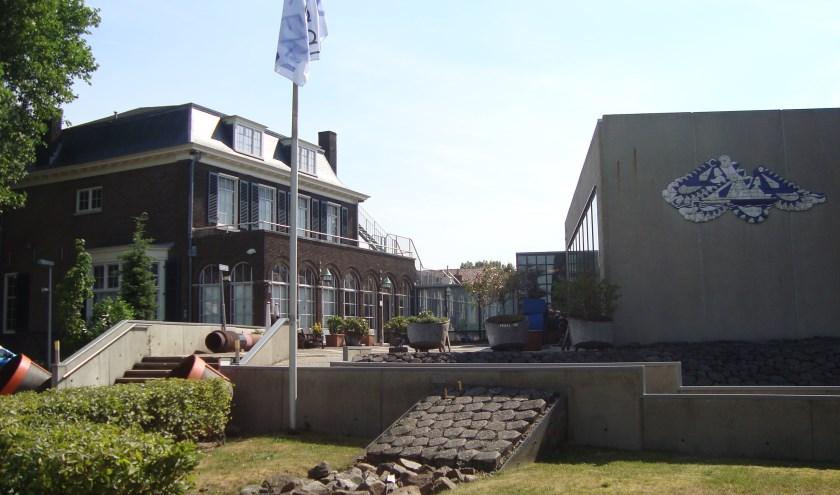 Het Nationaal Baggermuseum. (Foto: Eline Lohman)