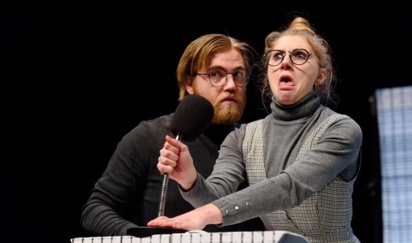 Nee! (2+), zondag in Theater Rotterdam.