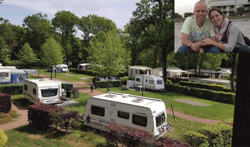 Minicamping de Bosrand in Lieren