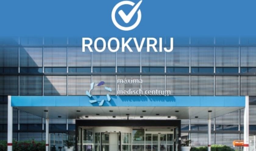 Vanaf 1 oktober is Máxima MC (MMC) een rookvrij ziekenhuis. Zowel in de locatie in Veldhoven als in Eindhoven.