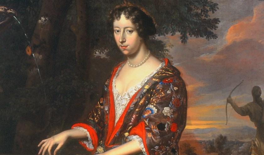 Vier opmerkelijke kasteelvrouwen worden deze maand uitgelicht bij Slot Zuylen in Oud-Zuilen. Beeld: Slot Zuylen