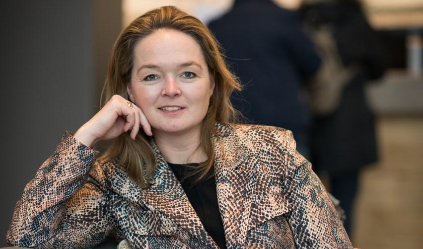 Marije van der Valk (38) is één van de genomineerden voor de bokaal 'Nijmeegs Ondernemer van het Jaar'.