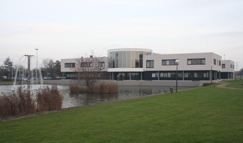 In het gemeentehuis van de Hoeksche Waard in Maasdam zijn deze week de plannen ontvouwd voor de periode 20-20-2023. (archieffoto)