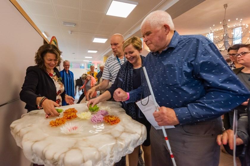 Feestelijke  Opening nieuwbouw bij Bartimeus Doorn