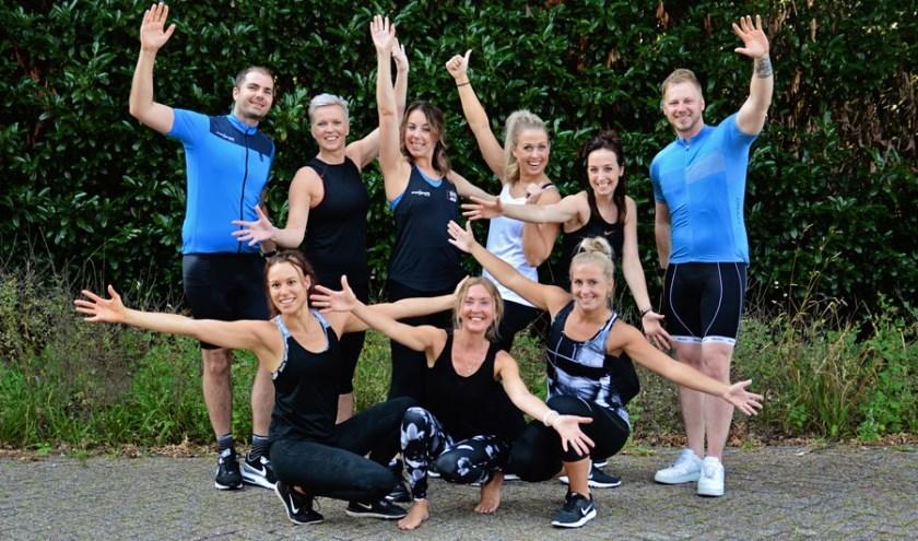 Team Sport & Health Reusel, zij initiëren het evenement en organiseren de sport workshops.