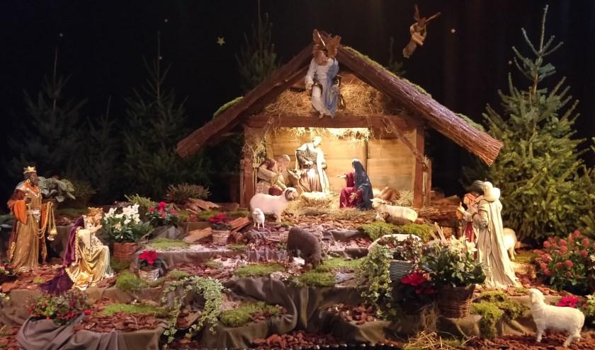 De Grote Dordtse Kerststal