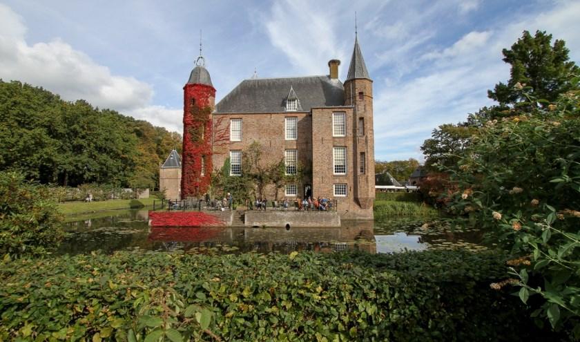 Slot Zuylen viert op zondag 20 oktober met de Belledag de geboortedag van Belle van Zuylen. Foto: M. Vervoorn