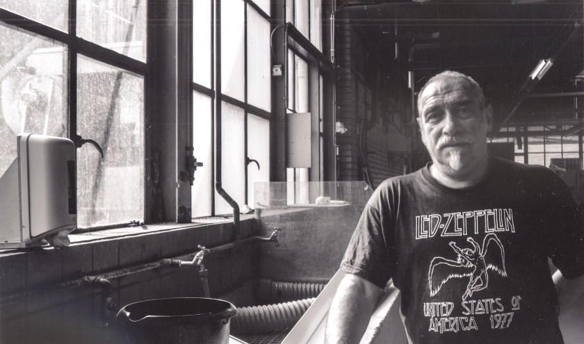 Westervoorter Wout Hermsen was een man met een enorme muziekkennis en een groot netwerk in de muziekwereld.