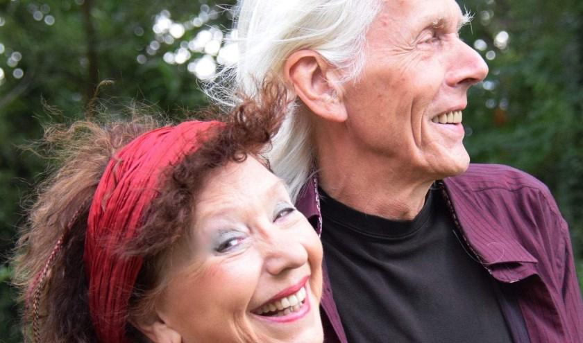 Elly en Rikkert vieren hun 50-jarig jubileum met een theatertoer.