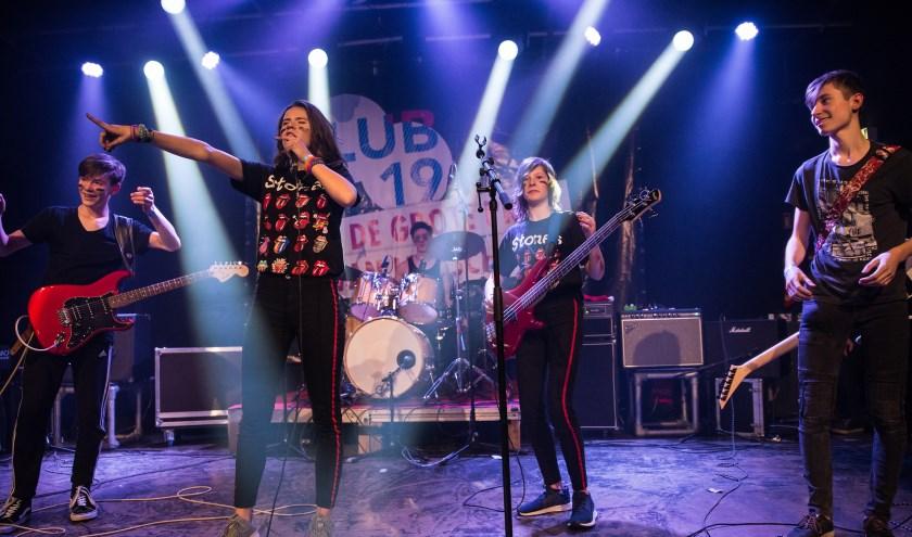 De Grote Prijs van Leidsche Rijn zoekt muzikanten tussen de 12 en 19 jaar.