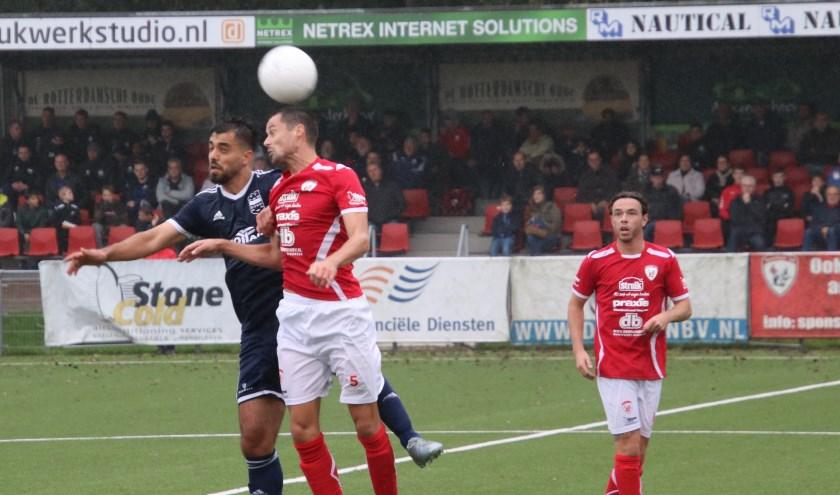 In de hoofdklasse verloor Sporttlust'46 van Duno uit Doorwerth