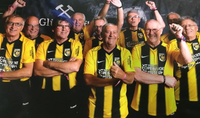 Old Stars in Vitesse tenue