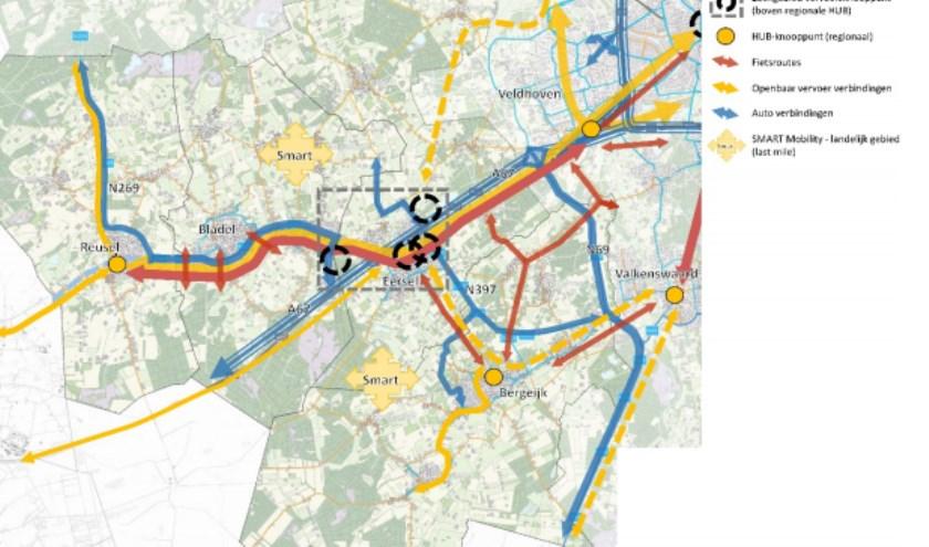 Meer informatie is te vinden op www.mobiliteitindekempen.nl