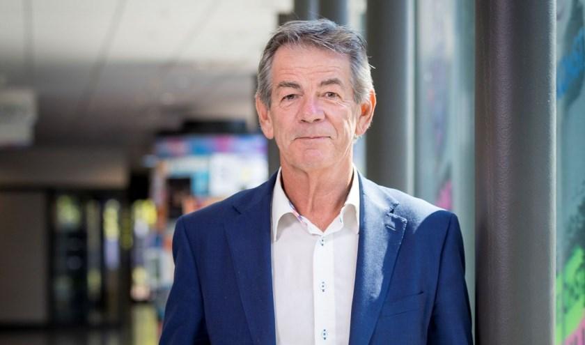 Waalrenaar Jos Kusters is de nieuwe voorzitter van Vereniging Ons Middelbaar Onderwijs. Foto: Stan Keulen.