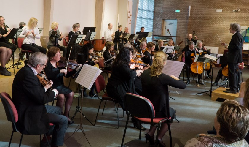 Gouds Symfonie Orkest verzorgt een benefietconcert in de Sint Jan voor Inloophuis Domino. Foto: PR