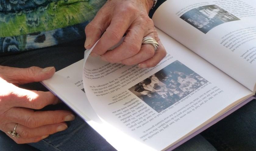 Een levensverhaal in boekvorm