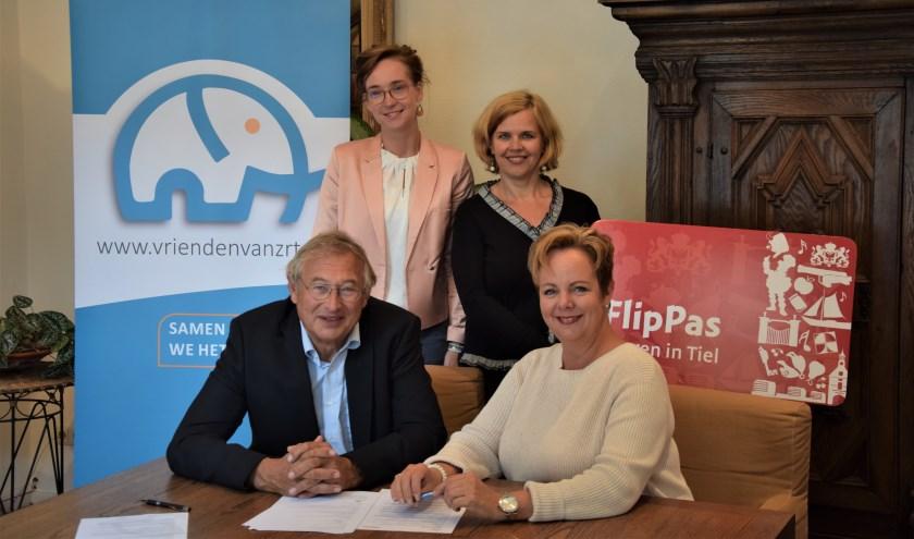 Onlangs is de samenwerking van Stichting Vrienden van Ziekenhuis Rivierenland met de FlipPas bekend gemaakt.