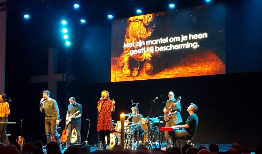 Concert Sela in Oud-Beijerland