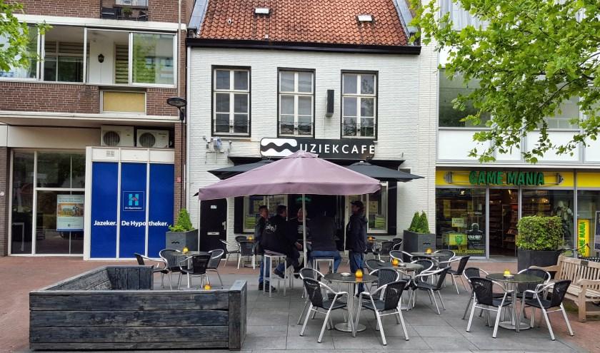 Het Muziekcafé Helmond krijgt de status 'kernpodium'.