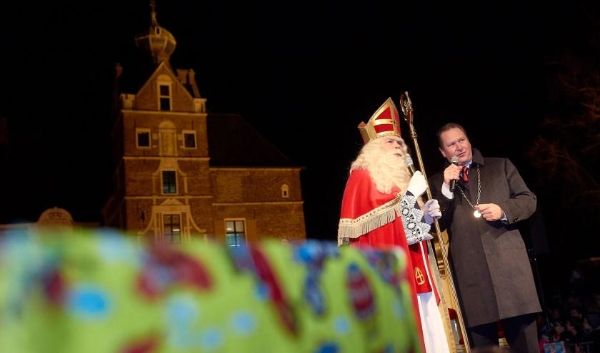 Sinterklaas in Vaassen