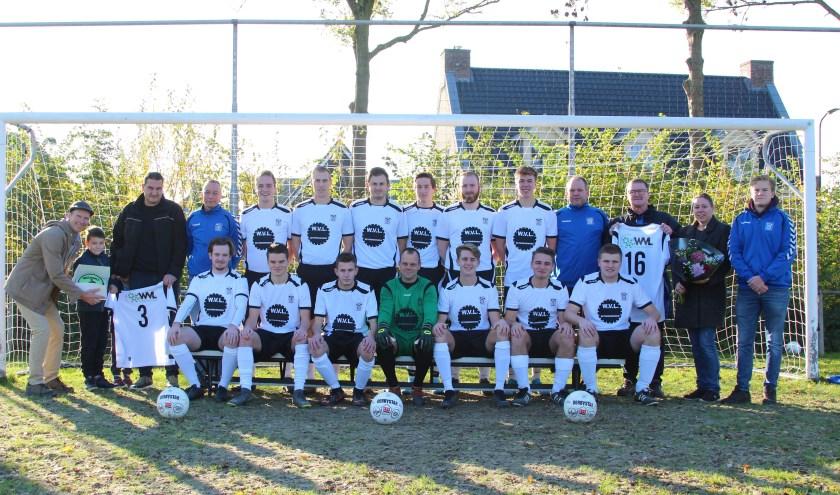 Eerste elftal VV Ophemert