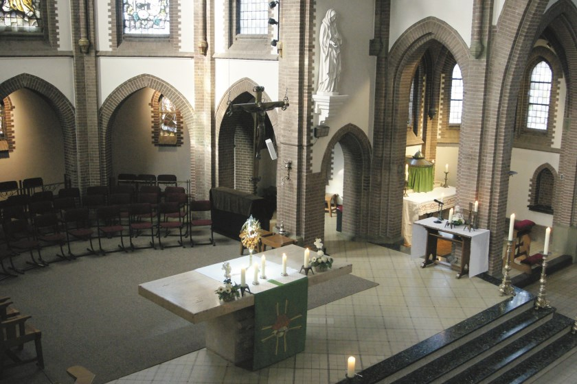 De bestuurders van de Sint Werenfriduskerk in Westervoort zijn de fase van 'de kerk als kerk in stand proberen te houden' al lang voorbij.