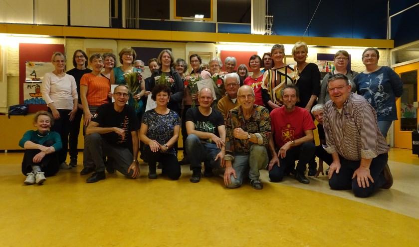 Dansgroep Taraban uit Drunen viert zaterdag het 35-jarig bestaan.