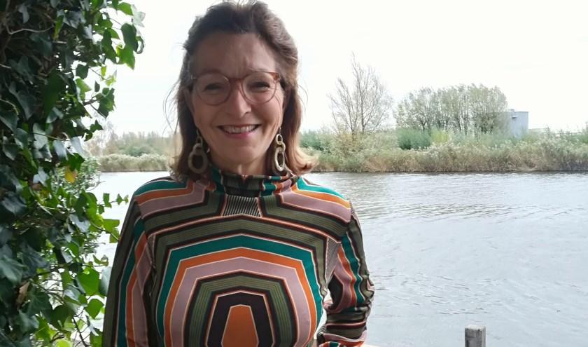 Juliette Jonker uit Vreeland heeft een passie voor de Vechtstreek. Tekst en foto: Joke Stapper
