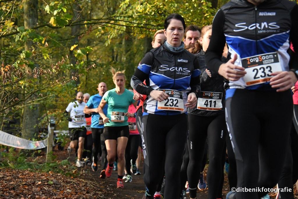 deelnemers 5km Foto: Petra Kroeze © DPG Media