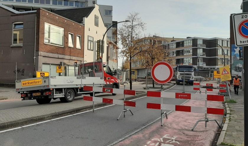 De Deldenerstraat is sinds vrijdagmiddag weer geopend.