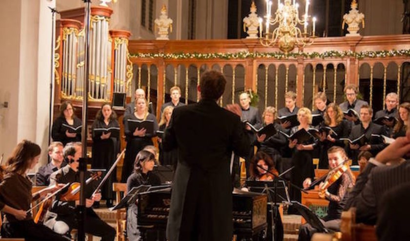 Dutch Baroque presenteert dit najaar de oerversie van Handels meesterwerk 'The Messiah'. FOTO: M.Modderman