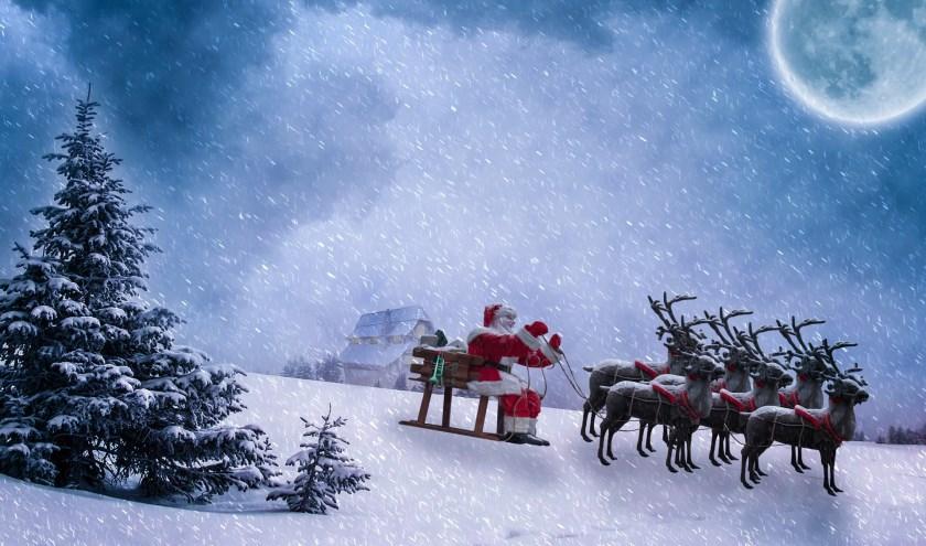 Uw oudere medemens doet u een groot plezier door een kerstwens te sturen