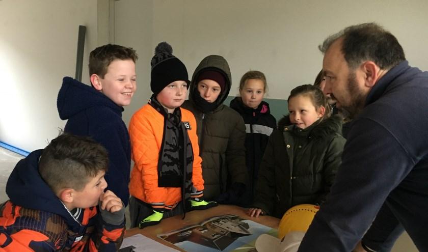 Een rondleiding van Prins Bouw in de nieuwe huizen in Oldebroek-West.