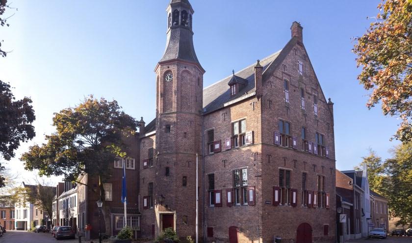 Aanstaande zondag houdt de Heemkundekring Bergh een open dag in het Raethuys. (foto: PR)
