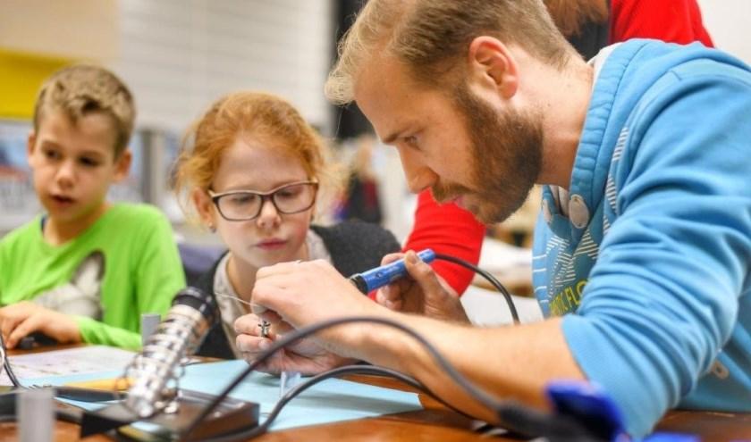 Jong en oud kunnen op 8 november ontdekken hoe hightech Almelo is