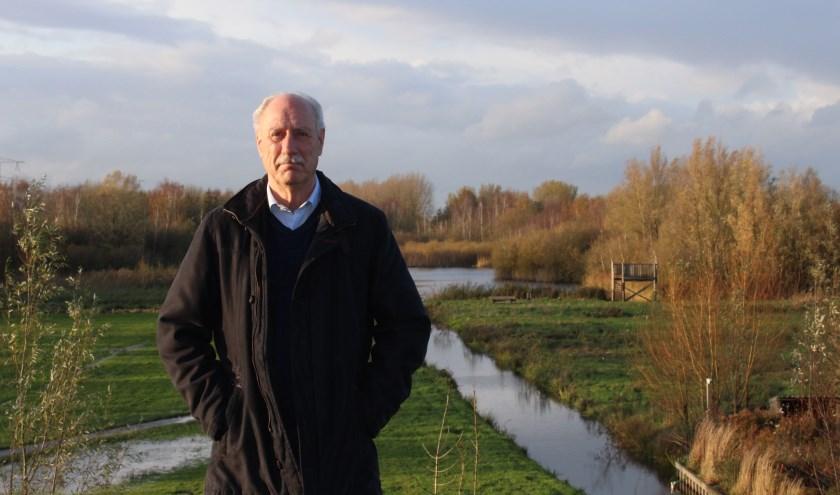 Hans Maas legt uit waarom jagers in Hitland hun werk moeten uitvoeren. (Foto: Margriet van Dam)
