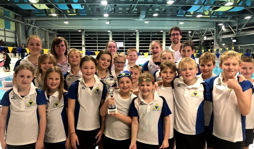 Zwemmers en coaches VZC