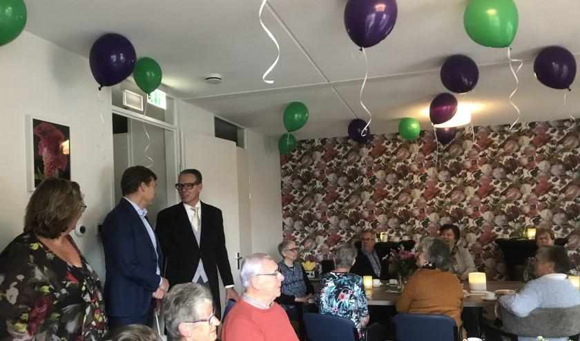 Op woensdag 27 november, vierde Vilente de officiële opening van De Bunschoterhof nummer 10.