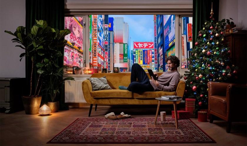 Dankzij internet kan de consument in feite overal ter wereld zijn inkopen doen. FOTO: Douane Nederland.