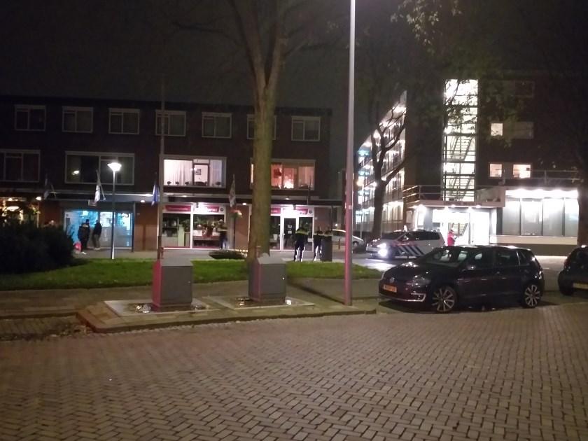 Steekpartij in cafetaria in Hoogvliet.
