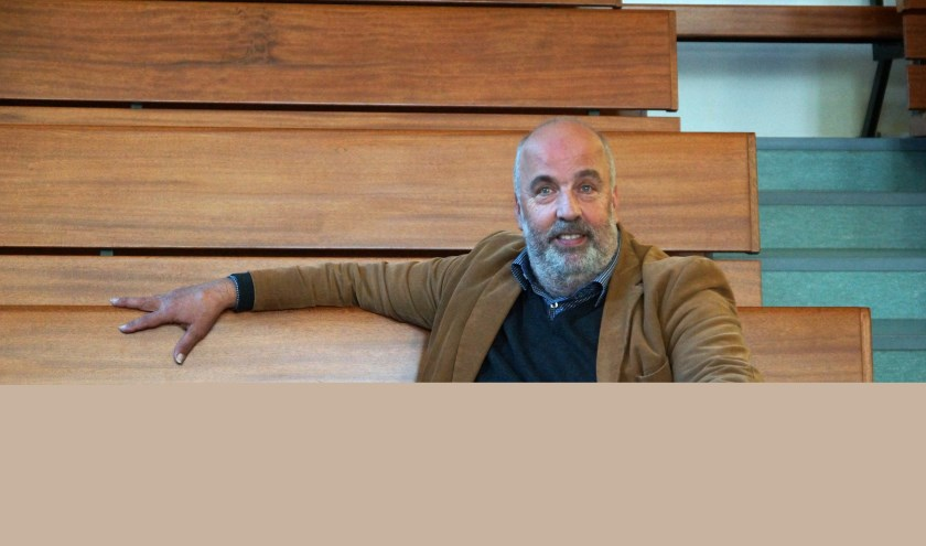 """Ds. Joep van den Berg: """"Ik moet moderne mensen uit kunnen leggen waar het om gaat."""""""