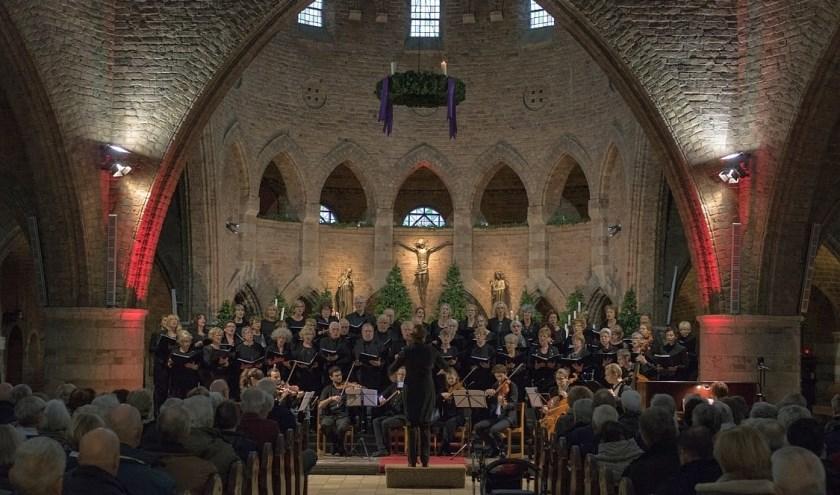 Sfeervol wordt het kerstconcert van Orchestra Twente en Choir Twente sowieso.
