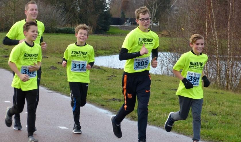 De kick-off van GO Running is de aftrap van een reeks hardloopactiviteiten voor jong en oud, waaronder de Stratenloop Waspik (foto).