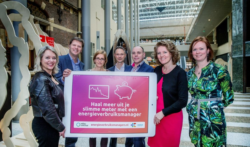 De coalitiepartijen wijzen vooral naar de opdracht uit Den Haag. In februari hadden ze het daar over een energieverbruiksmanager. FOTO: ANP/Pers Support Jean-Pierre Jans