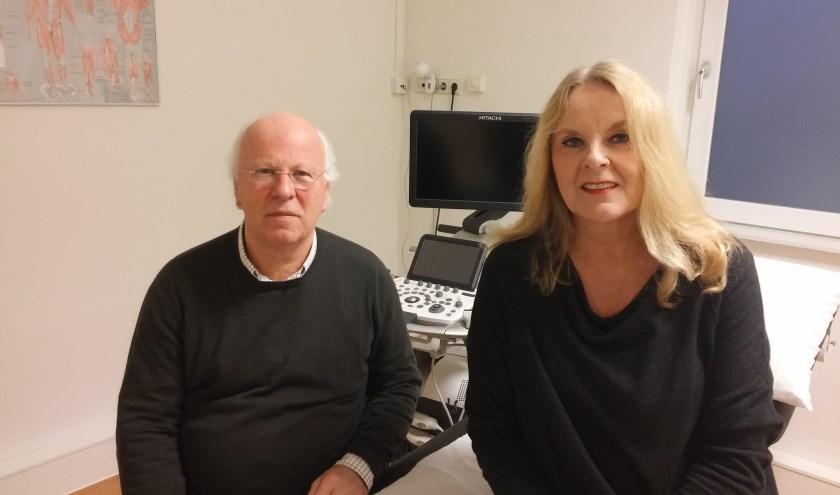 Daan Piers en Judith Meulenberg van MC De Rivieren richten zich op patiënten met recent ontstane, langdurige of onverklaarbare pijnklachten.