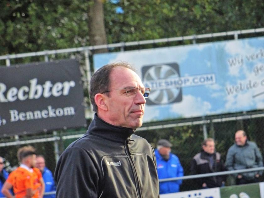 De wegen van vv Bennekom en de huidige trainer, Arnold Breheler, gaan aan het einde van dit seizoen scheiden.