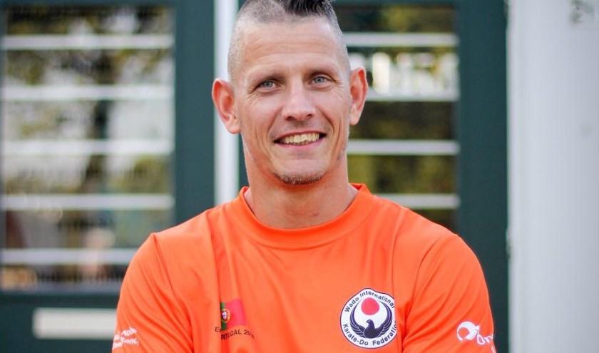 Wado Wereldkampioen Alex van Suffelen wil kinderen de sport graag bijbrengen