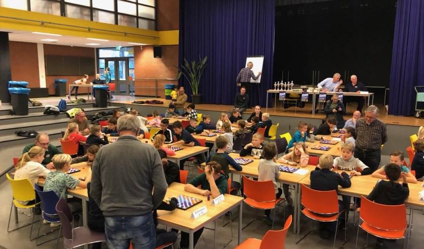 Schooldamkampioenschap van Enschede