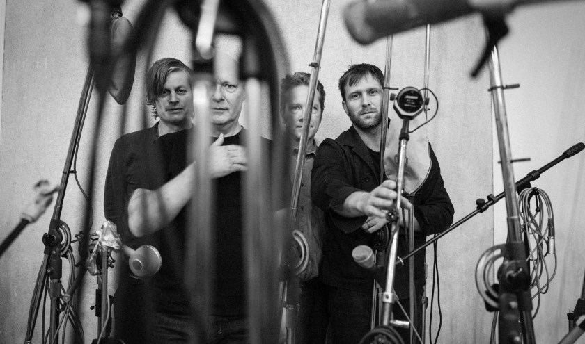 Het Zweedse Tonbruket combineert jazz met folk en rock