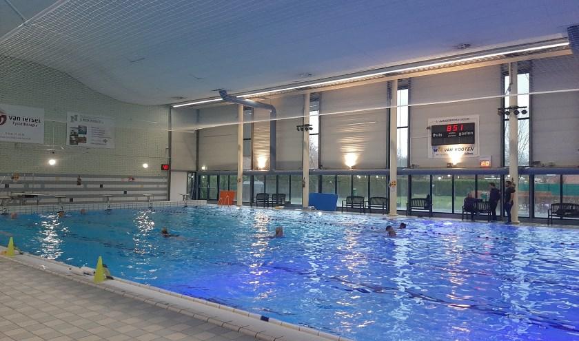 De kans op nieuw zwembad dat veel energiezuiniger wordt neemt toe